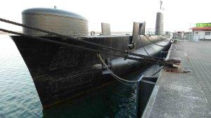 Das U-Boot in Sassnitz